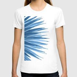 Classic Blue Agave Dream #1 #tropical #decor #art #society6 T-shirt