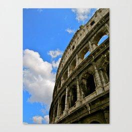 The Colosseum, Rome Canvas Print