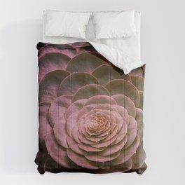DARKSIDE OF SUCCULENTS VI Comforters