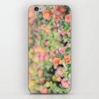 bokeh iPhone & iPod Skins featuring Bokeh by Yolanda Méndez