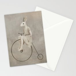 penny farthing Stationery Cards