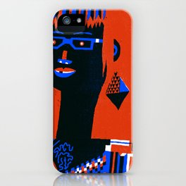 Missing Tooth iPhone Case