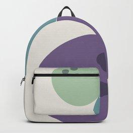 Abstract No.15 Bowling Balls Backpack