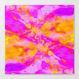 Sunset Passion Canvas Print