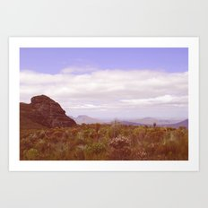 Stirling Ranges Art Print