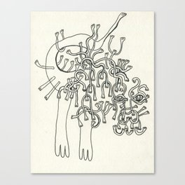 All Hands Canvas Print