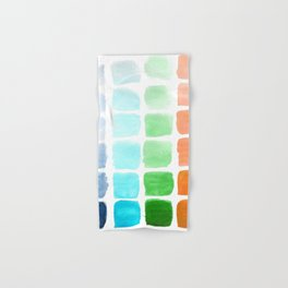 Squared Gradients #2 Hand & Bath Towel