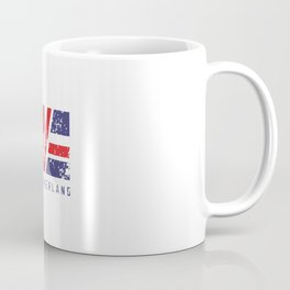 Love The Motherland Coffee Mug