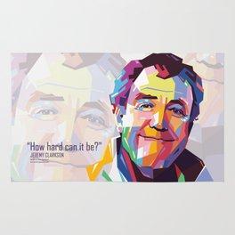 Jeremy Clarkson WPAP #2 Rug