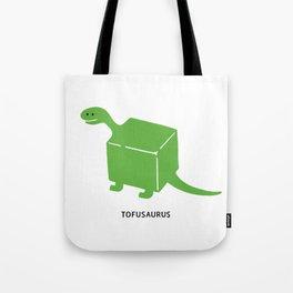 Tofusaurus Tote Bag