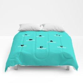 Saudades Comforters