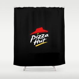 pizzahut Shower Curtain