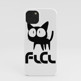 FLCL - Cat iPhone Case