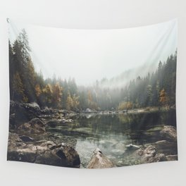 Serenity - Landscape Photography Wall Tapestry