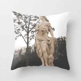 Duality Throw Pillow