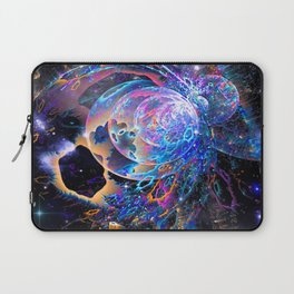Transitory Cosmos Laptop Sleeve