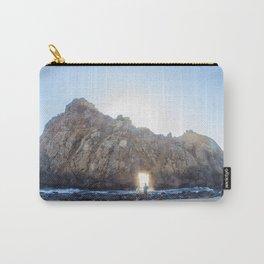 Pfeiffer Beach Rock Carry-All Pouch