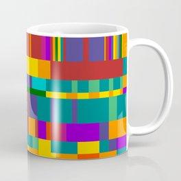 Chopin Prelude (Bright Colours) Coffee Mug