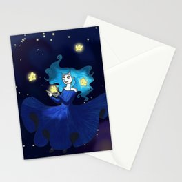 Baby Stars Stationery Cards