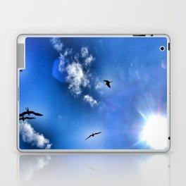Open Sky Laptop & iPad Skin