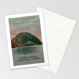 Terra Nova National Park Stationery Cards