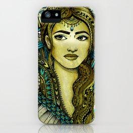 Golden Girl iPhone Case