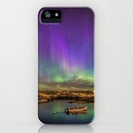 Lanes Cove Aurora 8949 iPhone Case