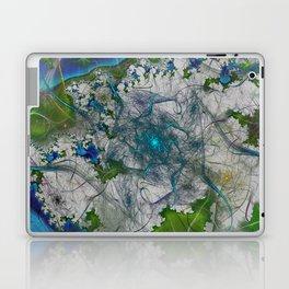 Grass Roots 3D Fractal Laptop & iPad Skin