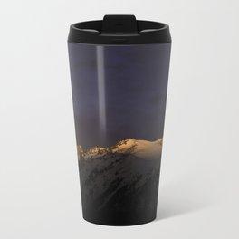 Silverthorne Smoke Signal Metal Travel Mug