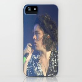 Harry Styles 2 iPhone Case