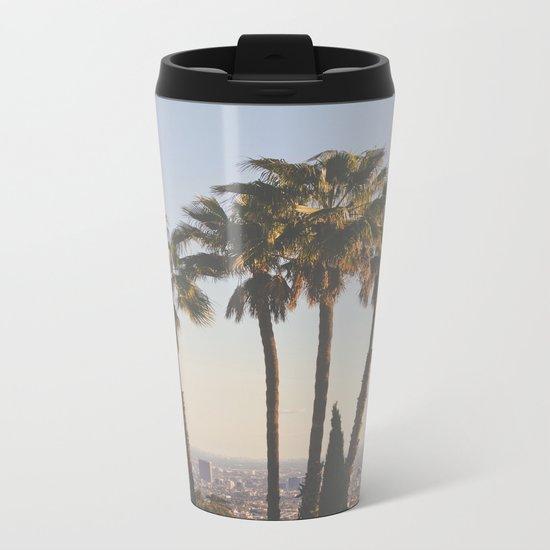 L.A. Metal Travel Mug