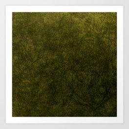 olive green velvet | texture Kunstdrucke
