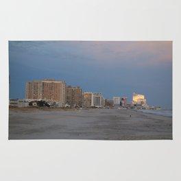Atlantic City, NJ Rug