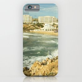 Golden Bay Beach Vista  iPhone Case
