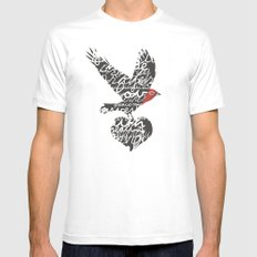 Gifts Mens Fitted Tee White SMALL