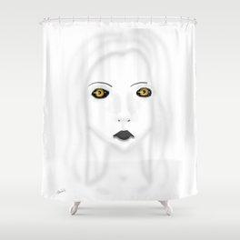 Monster? Shower Curtain