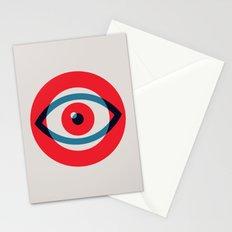 Eye Logo Stationery Cards