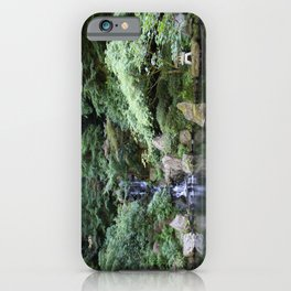 Japanese Garden Calmness iPhone Case