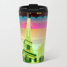 Las Vegas | Project L0̷SS   Travel Mug