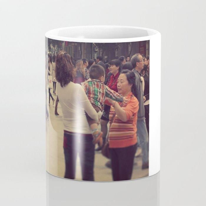 l o s t i n c h e n g d u Coffee Mug