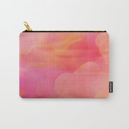 Rose Cloud Carry-All Pouch
