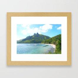 Fiji  Framed Art Print