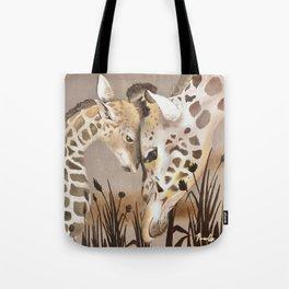 Giraffe #3 Tote Bag
