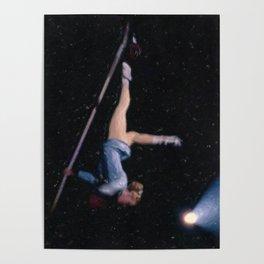 Aerial Acrobat Poster