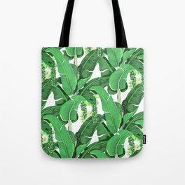 banana leaves brazilliance Tote Bag