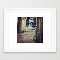 zappa Framed Art Prints featuring Zappa by Litew8