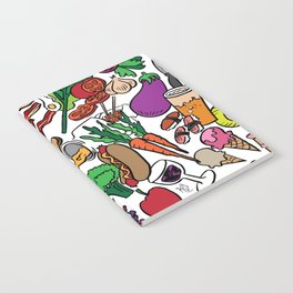 Foodie Notebook