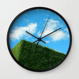 Totara Wall Clock