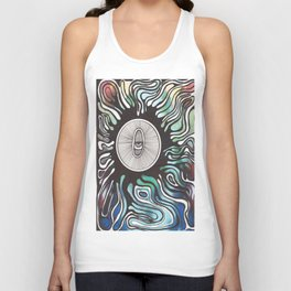 I'm Not A Freemason But I Have Friends Who Are (AlhhlA's Eye) Unisex Tank Top