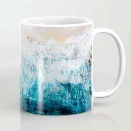 Watercolour Summer beach III Coffee Mug